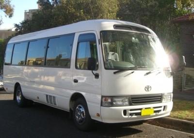 20 Seat Standard Minibus
