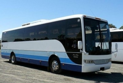 50 Seat Luxury Coach